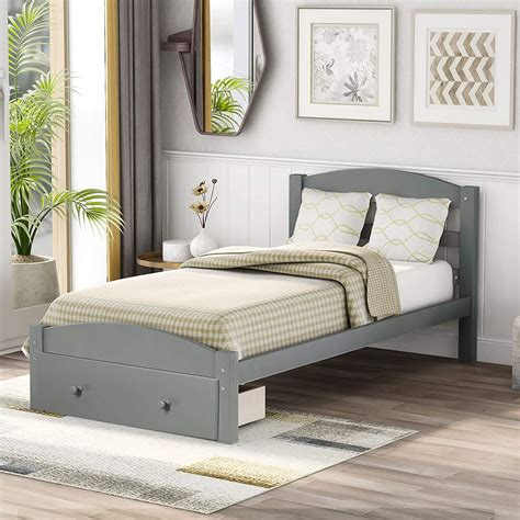 Twin Size Bed Frame Kids