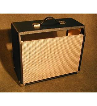 Twin Reverb Cabinet Plans