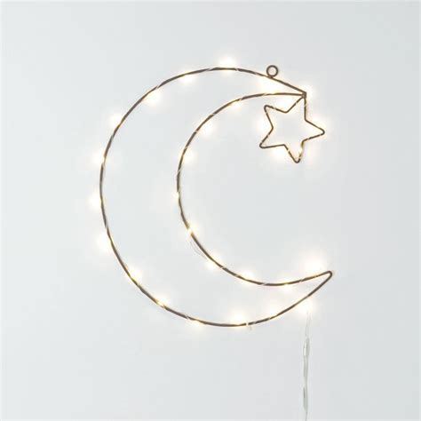 Twinkle Moon Night Light