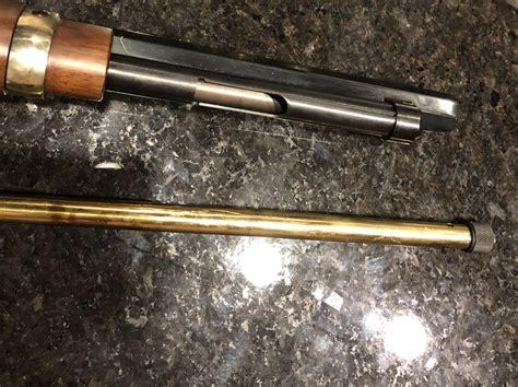 Twist Barrel To Load Henry Rifle