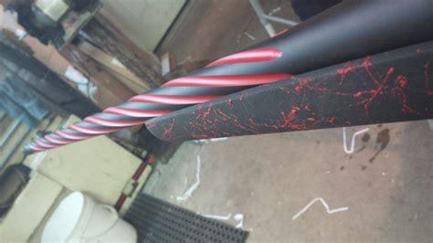 Twisted Rifle Barrel