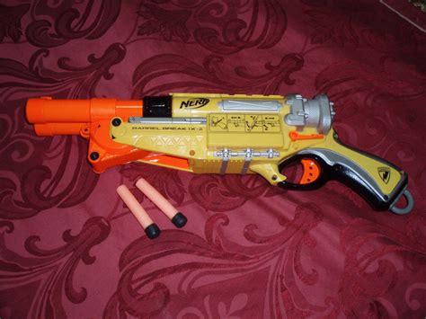 Two Barrel Shotgun Nerf
