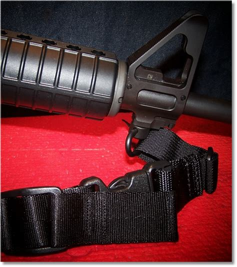 Two Point Sling For Ruger Ar 556