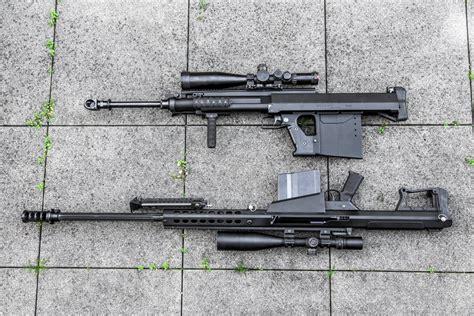 Two Rifles Same Caliber