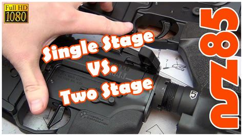 Two Stage Vs Single Stage Trigger