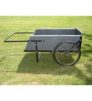 Two Wheel Garden Cart Plans