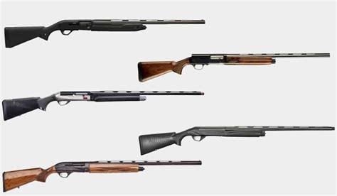Typesof Semi Auto Shotguns