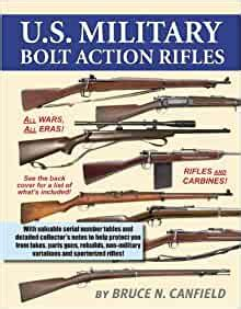 U S Military Bolt Action Rifles By Bruce Canfield