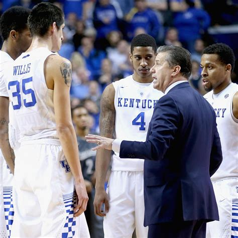 Uk Basketball Starting Lineup 2015