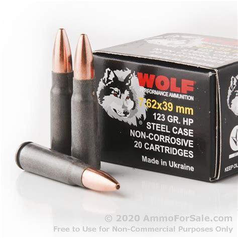Ukraine Hot Shot 7 62x39 Ammo Review