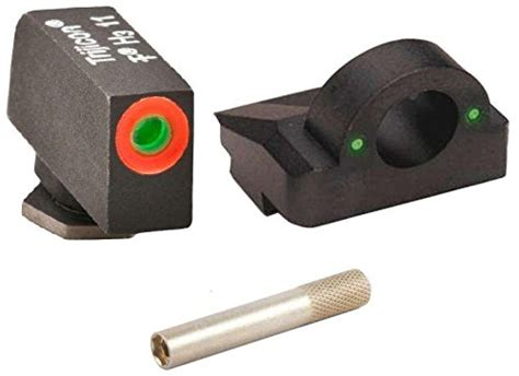 Ultimate Arms Gear Pro Ghost Ring Sights