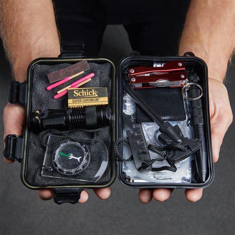 Ultimate Survival Kit And 22 Rimfire Pistol
