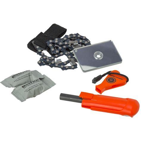 Ultimate Survival Technologies UST Survival Gear Echo-Sigma Get Home Bag Bug Out Bag Survival Kit