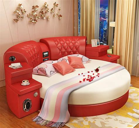 Ultimate dresser storage bed set design Image