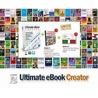 Ultimate ebook creator amazon kindle mobi epub word pdf coupons