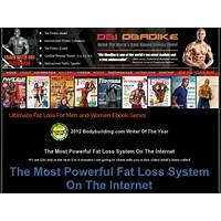 Ultimate fat loss e book series system for men and women guides