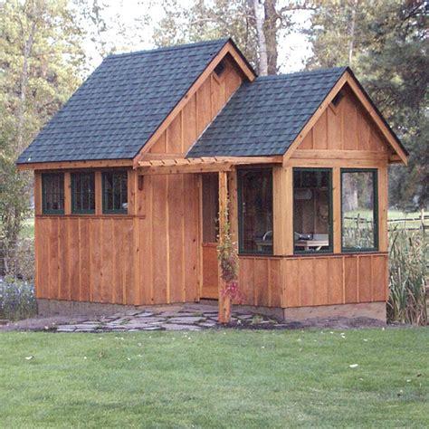 Ultimate garden shed Image