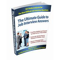 Best ultimate guide to job interview answers