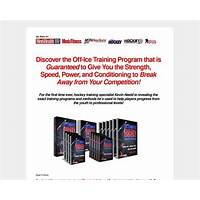 Buying ultimate hockey development coaching program
