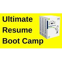 Guide to ultimate resume boot camp