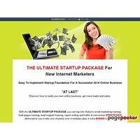 Ultimate startup package for new internet marketers comparison