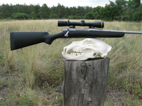 Ultra Light Long Range Hunting Rifle