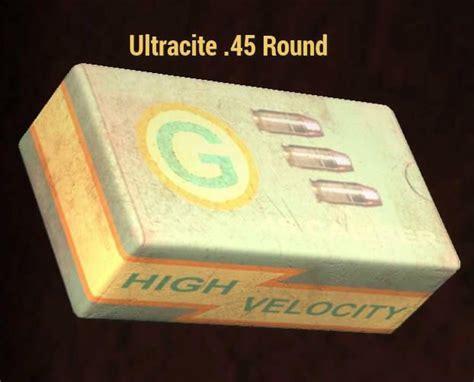 Ultracite 45 Ammo