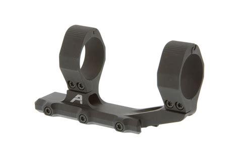 Ultralight 30mm Scope Mount - Anodized Black Aero