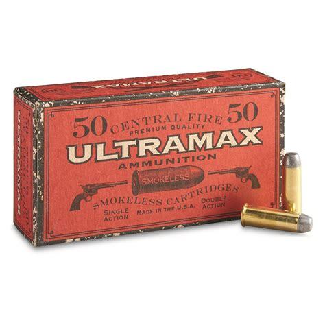 Ultramax 40 Ammo Review