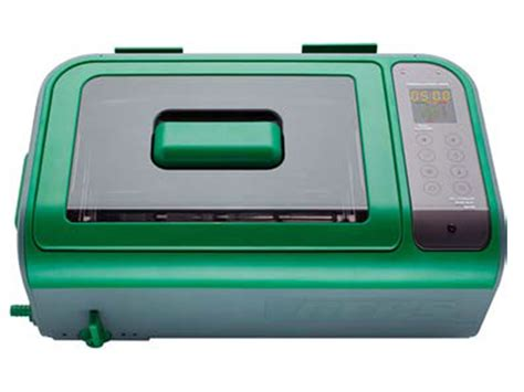 Ultrasonic Case Cleaner Cleans Cases Cases Using Rcbs