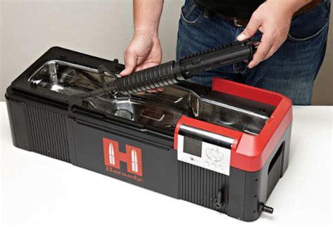 Ultrasound Gun Cleaning