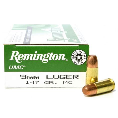 Umc Handgun Ammunition Remington