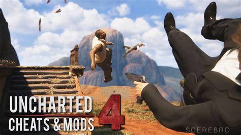 Uncharted 4 Infinite Ammo