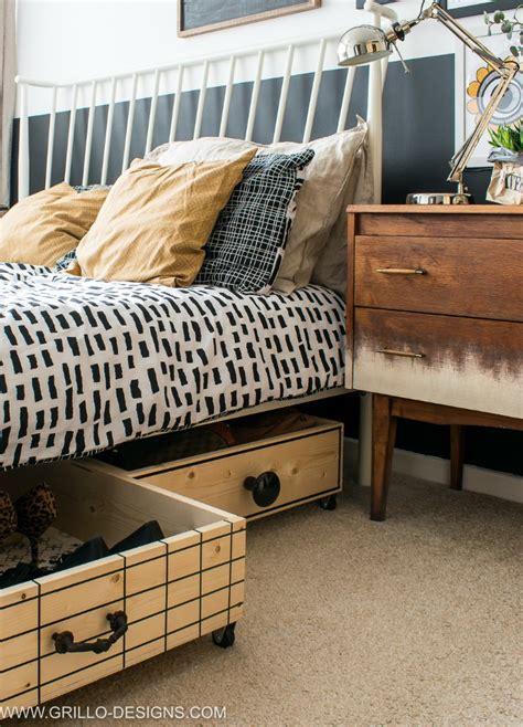 Under The Bed Storage Ideas