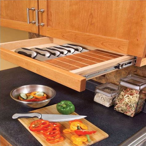 Under counter drawer Image
