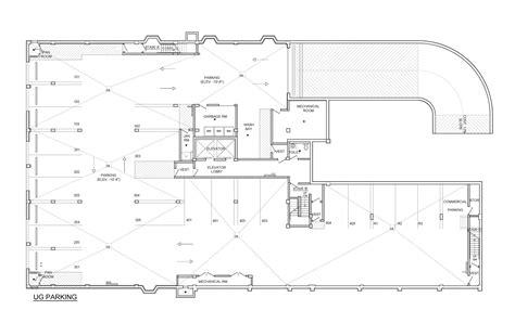 underground parking garage plans.aspx Image