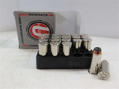 Underwood Ammo Superior High Performance Ammunition