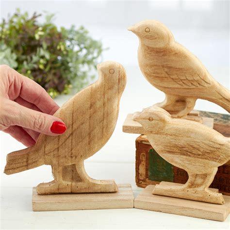 Unfinished wood craft cutouts Image