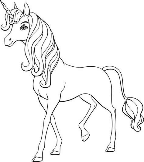 Unicorn Malvorlagen Kostenlos Vollversion
