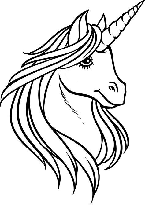 Unicorn Malvorlagen Online
