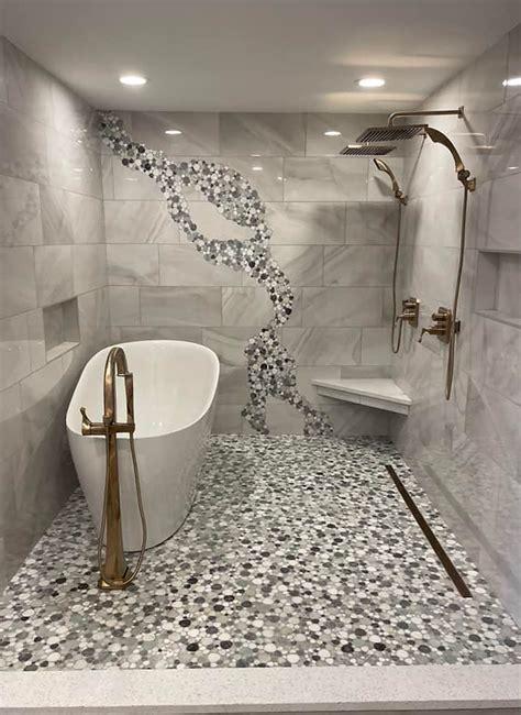Unique Bathroom Tile Ideas