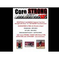 Unique and super effective core training, build a strong core fast! guide