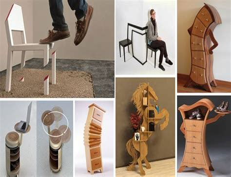 Unique furniture plans Image
