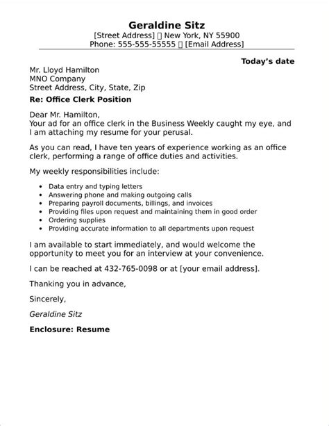 Resume Unit Clerk Hospital Sample Cover Letters And Assistant