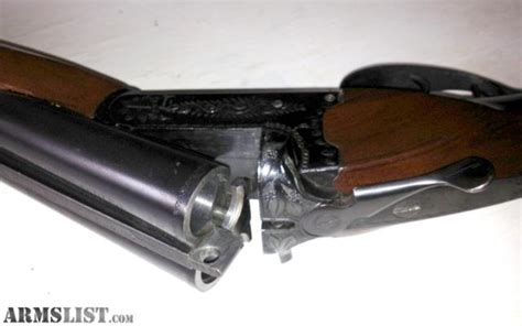 Universal 12ga Double Barrel Shotgun