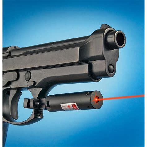Universal Handgun Laser