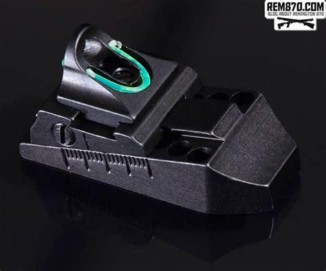 Universal Shotgun Ghost Ring Sights