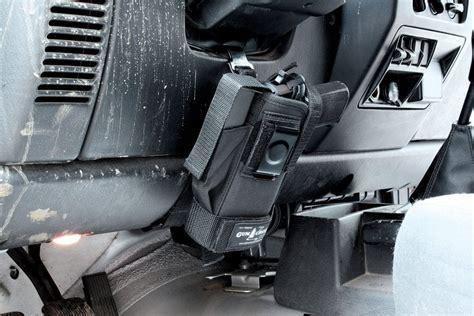 Universal Vehicle Handgun Mount