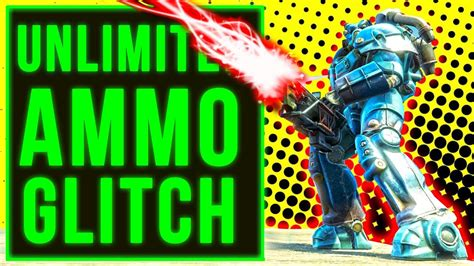 Unlimited Ammo Gatling Gun Fallout 4