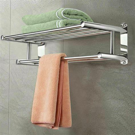 Unlimited Wall Mount Towel Rack